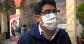 Gobernador de Potosí habla de planificar la cuarentena dinámica