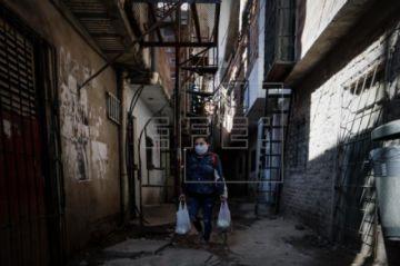 Denuncian grave situación por COVID-19 en un barrio vulnerable de Buenos Aires