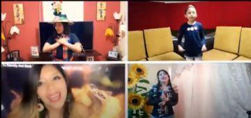 Artistas potosinos se unen en video contra el coronavirus