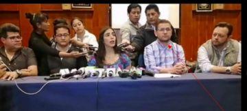 Funcionario detenido por el caso 'respiradores' trabajó con Gabriela Montaño desde 2015