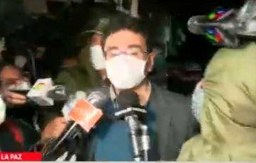 Director de la Aisem también es detenido por caso respiradores