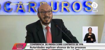 """Informe encuentra indicios de """"hechos irregulares"""" en la contratación de seguros de YPFB"""