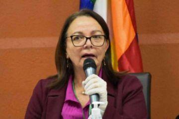 ¿Quién es Eidy Roca, la ministra interina de Salud?