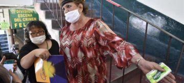 Abogada de ex ministro Navajas dice que es inocente del caso respiradores