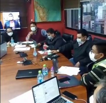 Presidente del Concejo lamenta que exista una actitud de burla hacia Potosí
