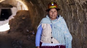 Cuarentena: se agudiza la crisis por falta de ingresos de más de 11 mil mujeres mineras