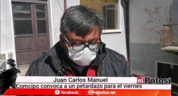 Falta de laboratorios precipita ruptura entre Potosí y el gobierno nacional