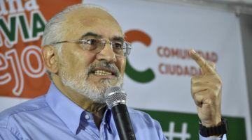 """Mesa dice que el Gobierno está """"hundido"""" en corrupción, mientras Beni atraviesa un desastre"""