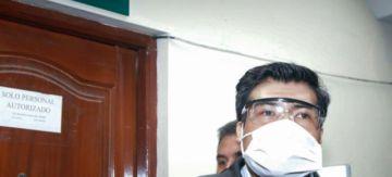 Aprehensión de juez cautelar deja en el limbo la situación jurídica de imputados por el caso respiradores