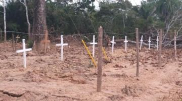 Trinidad: alcalde afirma que las muertes con sospecha y confirmados de COVID-19 son enterrados en el mismo cementerio