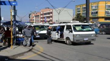 Concejo alteño aprueba Ley transitoria de control y sanción al transporte público en cuarentena