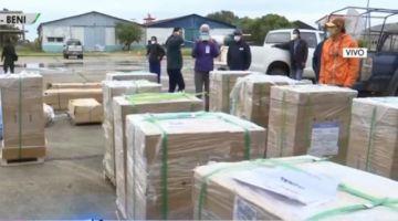Gobierno llega con auxilio médico al Beni y se propone reorganizar el trabajo
