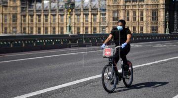 El Reino Unido contabiliza 282 nuevas muertes por COVID-19, hasta 36.675