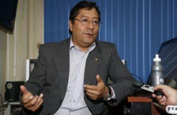 Arce: somos el chivo expiatorio que usa el Gobierno para ocultar su ineficiencia y corrupción