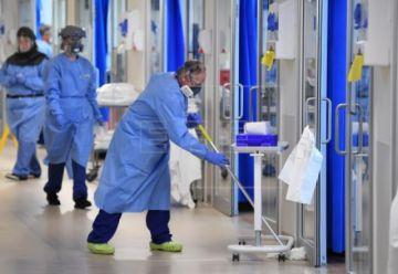 Reino Unido llega a las 36.793 muertes, tras sumar otras 118
