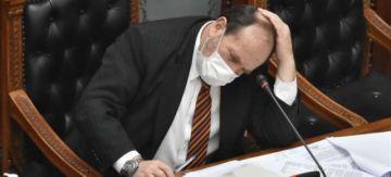 Amigos y colegas  defienden la inocencia del exministro Marcelo Navajas en el caso respiradores