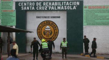Aumentan casos de COVID-19 en la cárcel de Palmasola