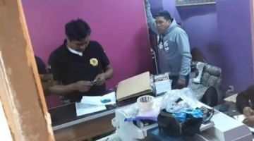 Determinan detención preventiva para falsificadores de permisos de circulación