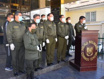 Policías recuperados de COVID-19 donarán plasma para ayudar a salvar vidas