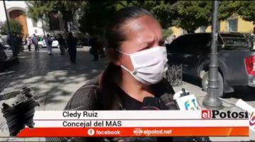 Pretenden elegir otro alcalde en Potosí