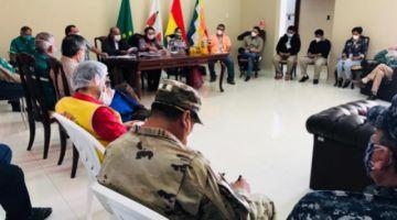 Determinan encapsular Trinidad y Riberalta para frenar casos de COVID-19