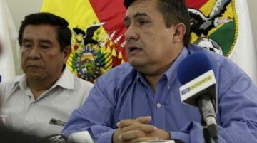 """Robert Blanco: """"clubes piden el reinicio del torneo"""""""