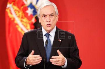 Chile promulga una ley para reducir el sueldo de parlamentarios y altos cargos del Estado