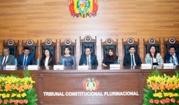 TCP admite Acción de Inconstitucionalidad contra Ley que fija plazo de elecciones