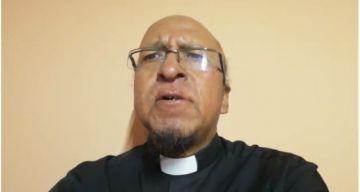El padre Miguel Albino comparte su oración para martes