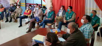 Ministros piden a los benianos no automedicarse para no desatar otra crisis de salud