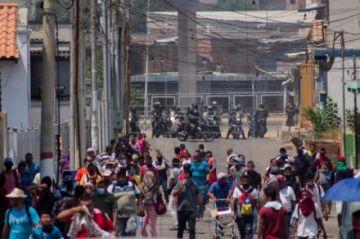 Un mercado popular, el nuevo foco de COVID-19 en Venezuela