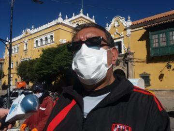 Trabajadores municipales piden cumplir con bioseguridad para volver a trabajar