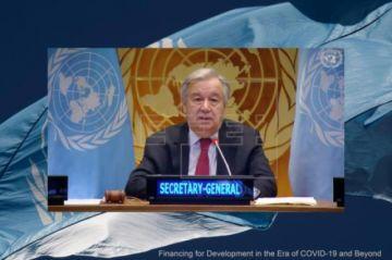 La ONU y decenas de líderes prometen solidaridad global ante la pandemia