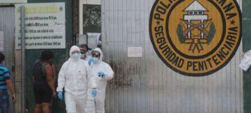 Confirman 42 contagiados y 72 casos sospechosos de COVID-19 en Palmasola