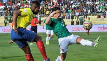 Bolivia será local ante Ecuador si se confirma el inicio de las eliminatorias en septiembre