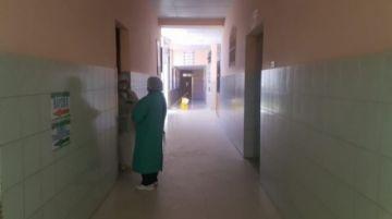 Paciente de Betanzos con covid-19 recibe alta hospitalaria y pasa a la Villa Bolivariana