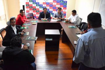 FBF afina detalles sobre protocolo de bioseguridad y el reinicio del torneo