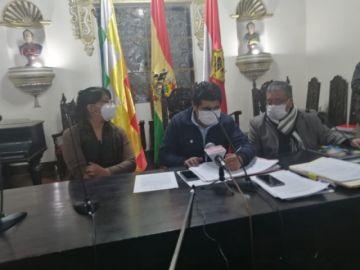 COED determina cuarentena condicional desde el lunes en Potosí