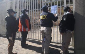 La Paz: aprehenden al exgerente distrital de Impuestos Nacionales implicado en corrupción