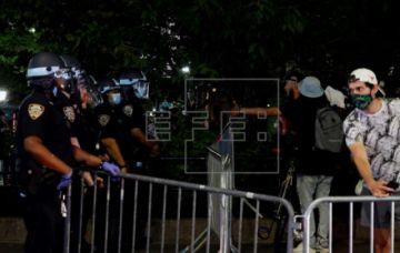 La actuación policial atiza la violencia en las protestas de EE.UU.