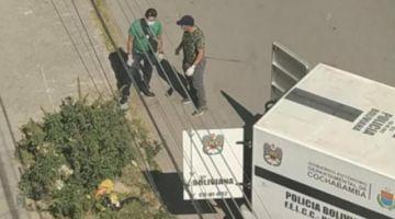 Cochabamba: Encuentran la cabeza de una persona en una calle