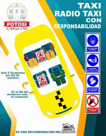 Definen normas de seguridad para el retorno del transporte masivo