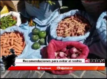 Vea las recomendaciones para evitar resfrío en niños