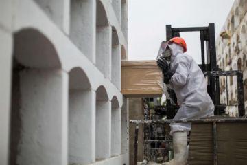 Perú supera los 170.000 casos de COVID-19 en el día 78 de su cuarentena
