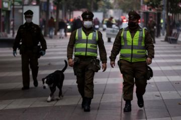 Chile marca récord de 59 muertes por COVID-19 y contagios llegan a 105.000