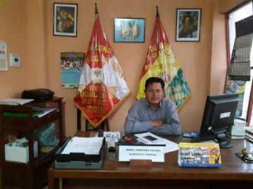 Magisterio rural potosino exige destitución de ministro de Educación