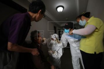 Wuhan realiza casi 10 millones de pruebas de ácido nucleico en medio mes