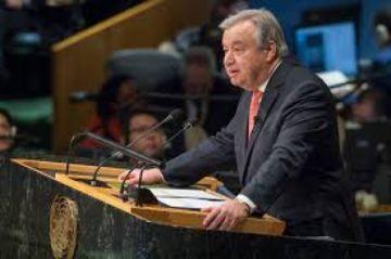 Secretario General de la ONU recibe con beneplácito el acuerdo electoral en Bolivia
