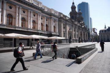 Chile eleva su marca de muertes diarias por COVID-19 con 75 nuevos decesos