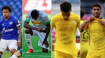 """La FIFA pide medir """"contexto"""" en posibles sanciones por homenajes a Floyd"""